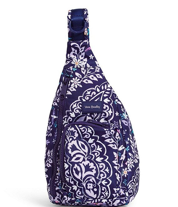 Color:Belle Paisley - Image 1 - Reactive Mini Sling Backpack