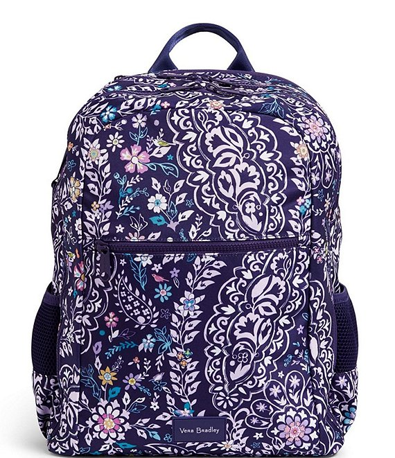 Color:Belle Paisley - Image 1 - Reactive Print Grand Backpack