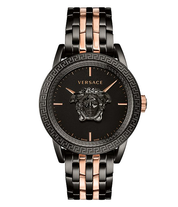 Versace Men's Palazzo Empire Bracelet Watch