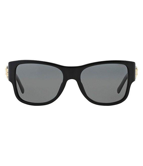 654ae0fc96ee Versace Men's Rock Icon Sunglasses | Dillard's