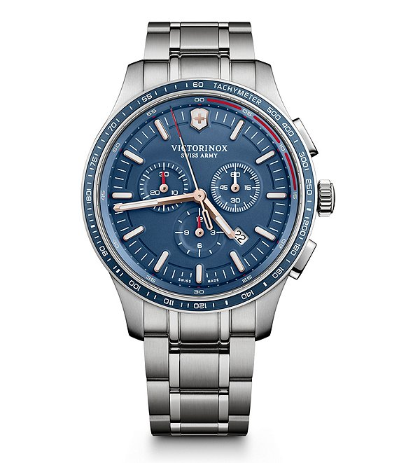 Victorinox Swiss Army The Alliance Collection All Sport Blue Dial Watch