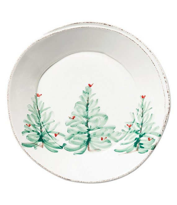 Color:Multi - Image 1 - Lastra Holiday Pasta Bowl