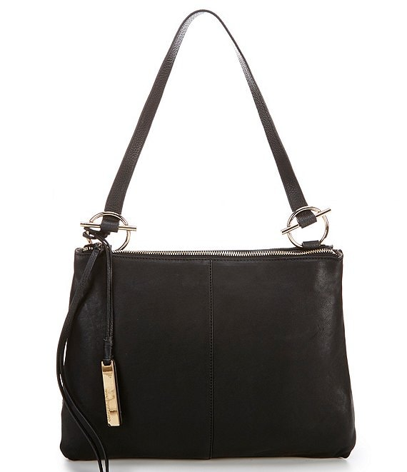 Color:Black - Image 1 - Keliz Shoulder Bag