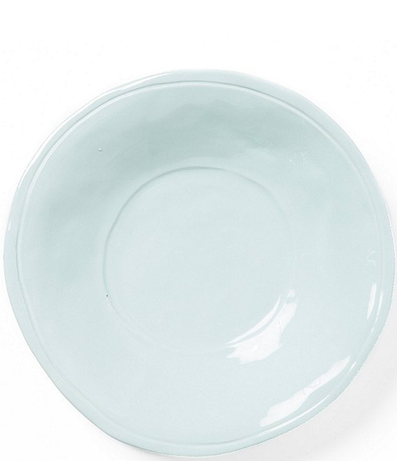 Color:Aqua - Image 1 - Viva by VIETRI Fresh Glazed Stoneware Pasta Bowl
