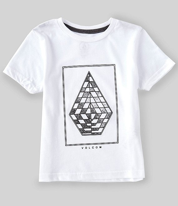 Volcom Little Boys 2T-7 Short-Sleeve Expel Tee