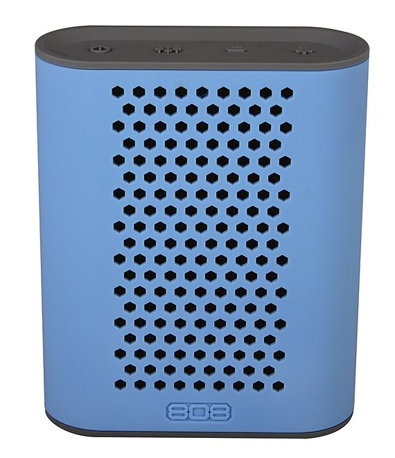 Color:Blue - Image 1 - Voxx 808 TLS H2O Blue Bluetooth Wireless Speaker