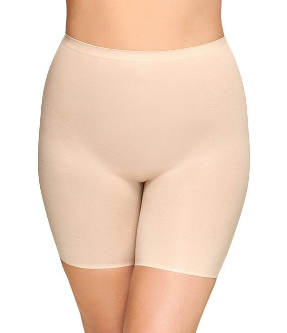 Color:Sand - Image 1 - Beyond Naked Cotton Thigh Shaper