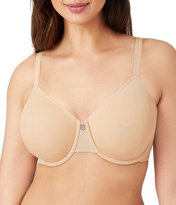 Color:Sand - Image 1 - Keep Your Cool Underwire Bra