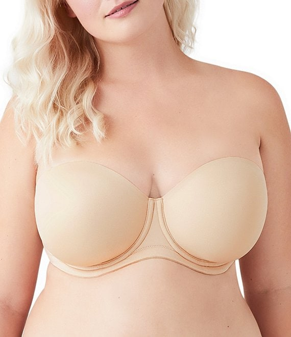 db7649057bd Wacoal Red Carpet Full-Busted Strapless Bra