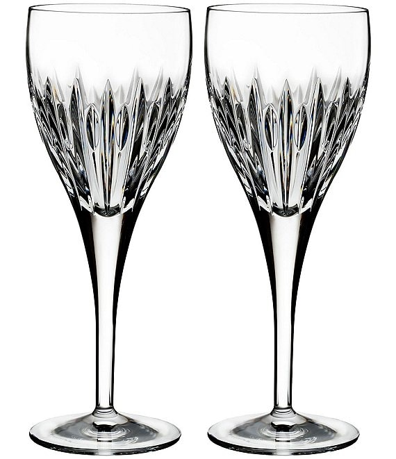 Waterford Crystal Mara Wine Glass, Set of 2