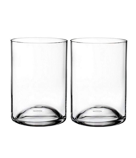 0ba29cb5b97 Waterford Elegance Crystal Double Old Fashioned Glasses