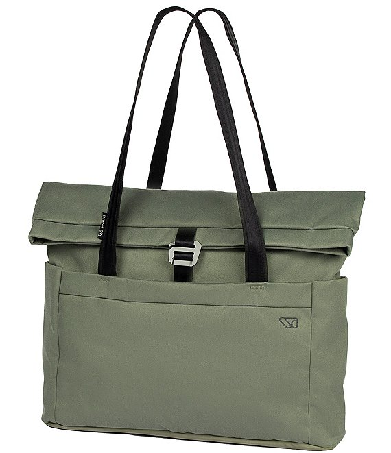 Color:Sage - Image 1 - Ready to Roam Tote