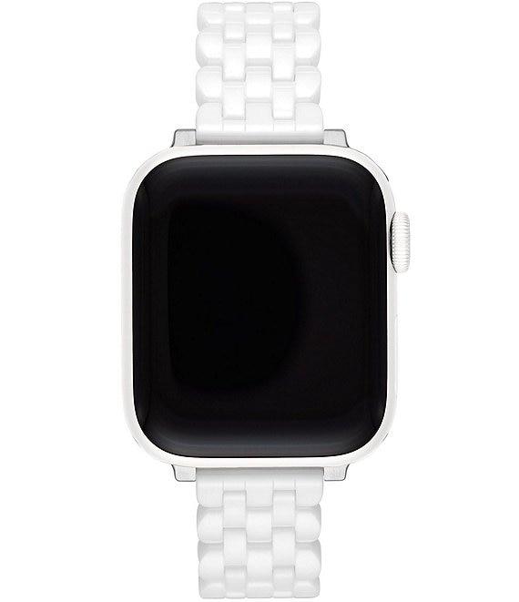 Kate Spade New York White Ceramic 38 40mm Apple Watch Bracelet Band Dillard S