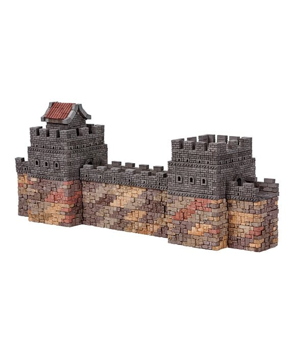 Wise Elk Great Wall Of China Mini Brick Construction Set