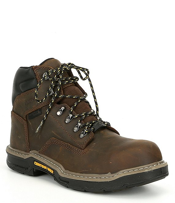 c5716ebceaf Wolverine Men's Bandit Waterproof Carbonmax 6#double; Work Boot