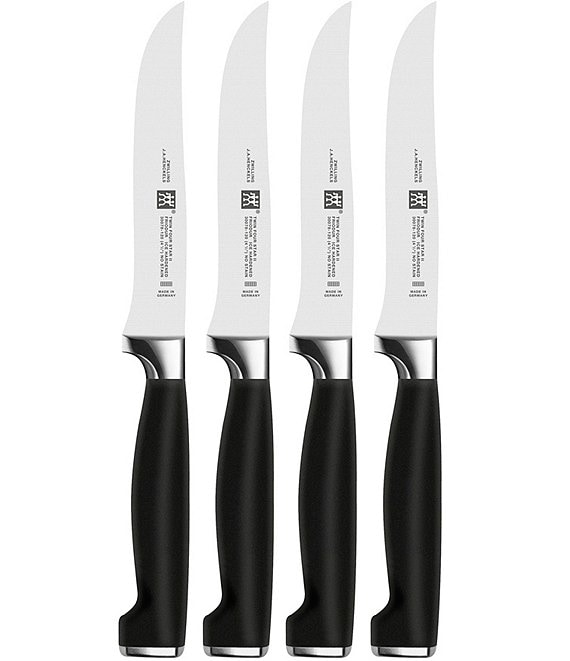 Zwilling J.A. Henckels Twin Four Star II 4 Piece Steak Knife Set