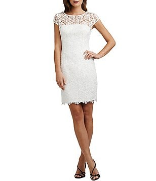 White Women's Cocktail & Party Dresses | Dillards