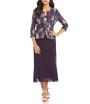Dillard's Clearance Formal Dresses Purple