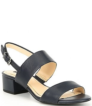 Calina Block Heel Sandals KBKBC