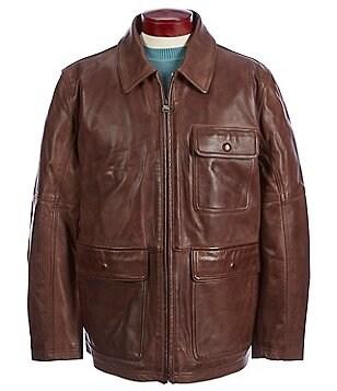 Men's Leather Coats, Jackets & Vests | Dillards