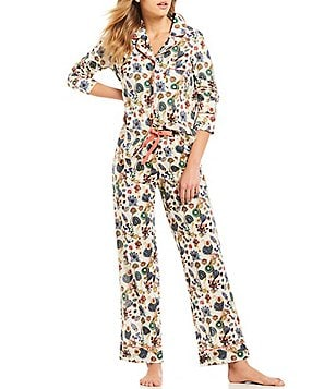 Antonio Melani with Liberty Fabrics Floral Earth Lawn Pajamas