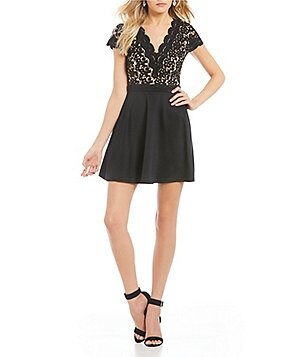 Juniors' Little Black Dresses | Dillards