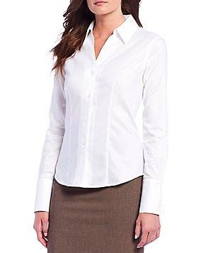 White Women's Casual & Dressy Blouses | Dillards