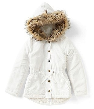 Kids | Girls | Coats, Jackets & Vests | Big Girls' (7-16) Coats ...
