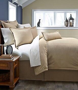 Cremieux Basix Chambray Comforter