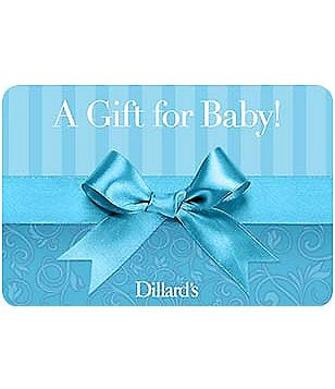 Blue Gift for Baby