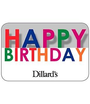 Dillard´s eGift Card | Dillards