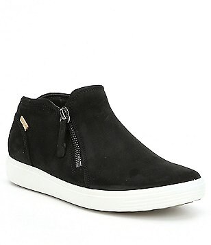 Women's Fara7 Nubuck Side Zip Sneakers jZKYFsw