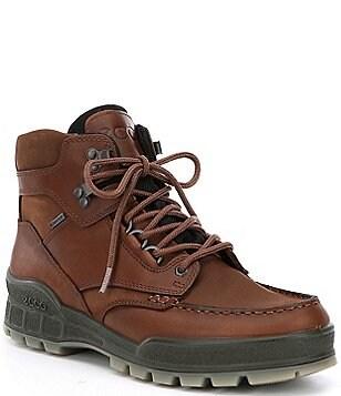 ECCO Men\u0027s Track II Waterproof Hiking Boots