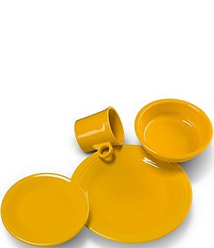 Fiesta 4-Piece Place Setting  sc 1 st  Dillard\u0027s & Casual Everyday Dinnerware: Plates  Dishes \u0026 Sets | Dillards
