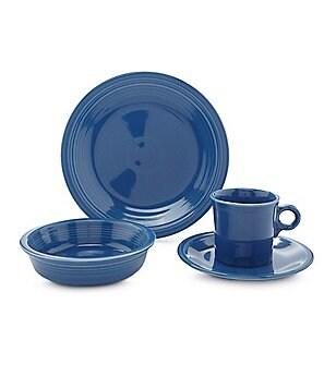 fiesta ceramic dinnerware