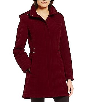 Red Petite Coats | Dillards