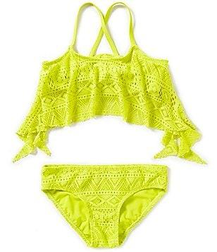 04892781_zi_lemon kids girls swim big girls (7 16) swimwear dillards com,7 Elephant Swimwear