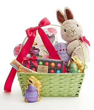 Holiday christmas shop dillards godiva chocolatier enchanted easter basket negle Gallery