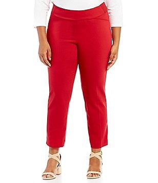 Plus Size Capri & Cropped Pants | Dillards