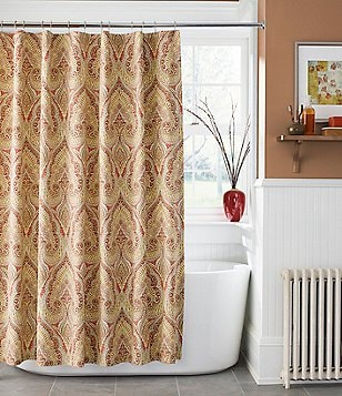J. Queen New York Lucca Shower Curtain