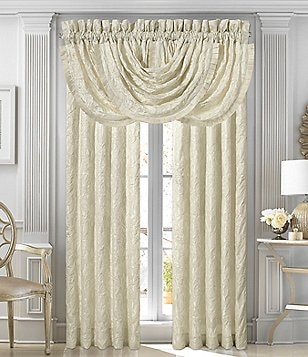 J Queen New York Marquis Damask Window Treatments