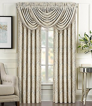 J. Queen New York Romano Ice Window Treatments