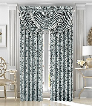 window treatments curtains drapes valances dillards