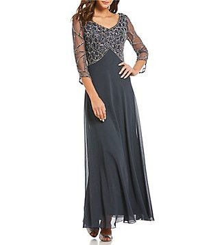 Grey Women\'s Formal Dresses & Evening Gowns | Dillards
