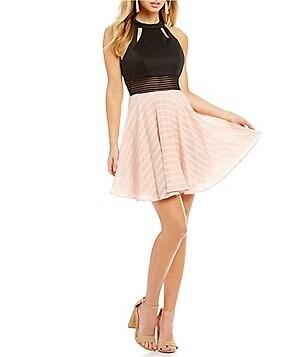 Pink Juniors' Party & Homecoming Dresses | Dillards