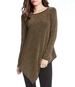 Gold Women's Casual & Dressy Tunics | Dillards