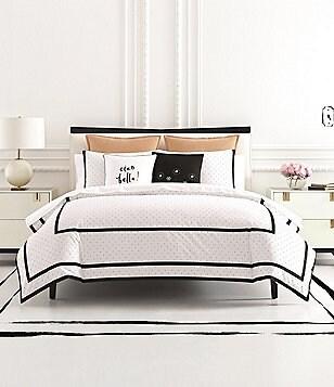 Kate Spade New York Dot Frame Comforter Mini Set