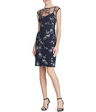 Dillards ralph lauren navy evening dresses