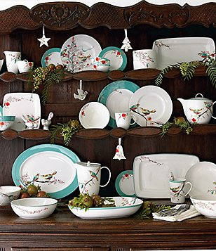 Lenox Chirp Dinnerware & turkey: Dining \u0026 Hosting: Dinnerware Glassware \u0026 Serveware ...