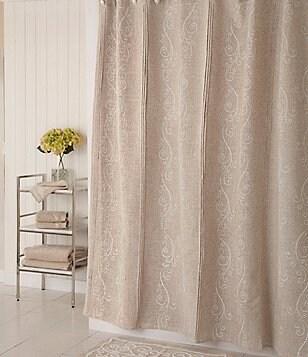 Lenox French Perle Shower Curtain Hooks